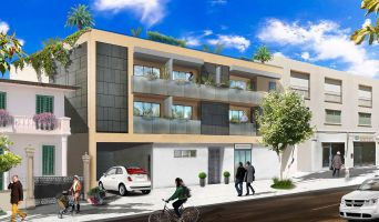 Programme immobilier neuf à Antibes (06160)