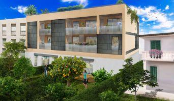 Résidence « Le 66 » programme immobilier neuf en Loi Pinel à Antibes n°2