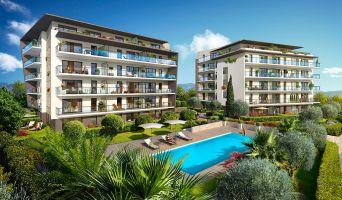 Résidence « L'Oliveraie De Saint Jean » programme immobilier neuf en Loi Pinel à Antibes n°2