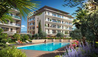 Résidence « L'Oliveraie De Saint Jean » programme immobilier neuf en Loi Pinel à Antibes n°3