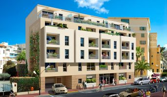 Photo du Résidence « Riviera Melody » programme immobilier neuf en Loi Pinel à Antibes