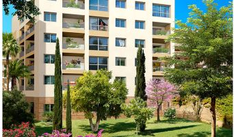 Résidence « Riviera Melody » programme immobilier neuf en Loi Pinel à Antibes n°2