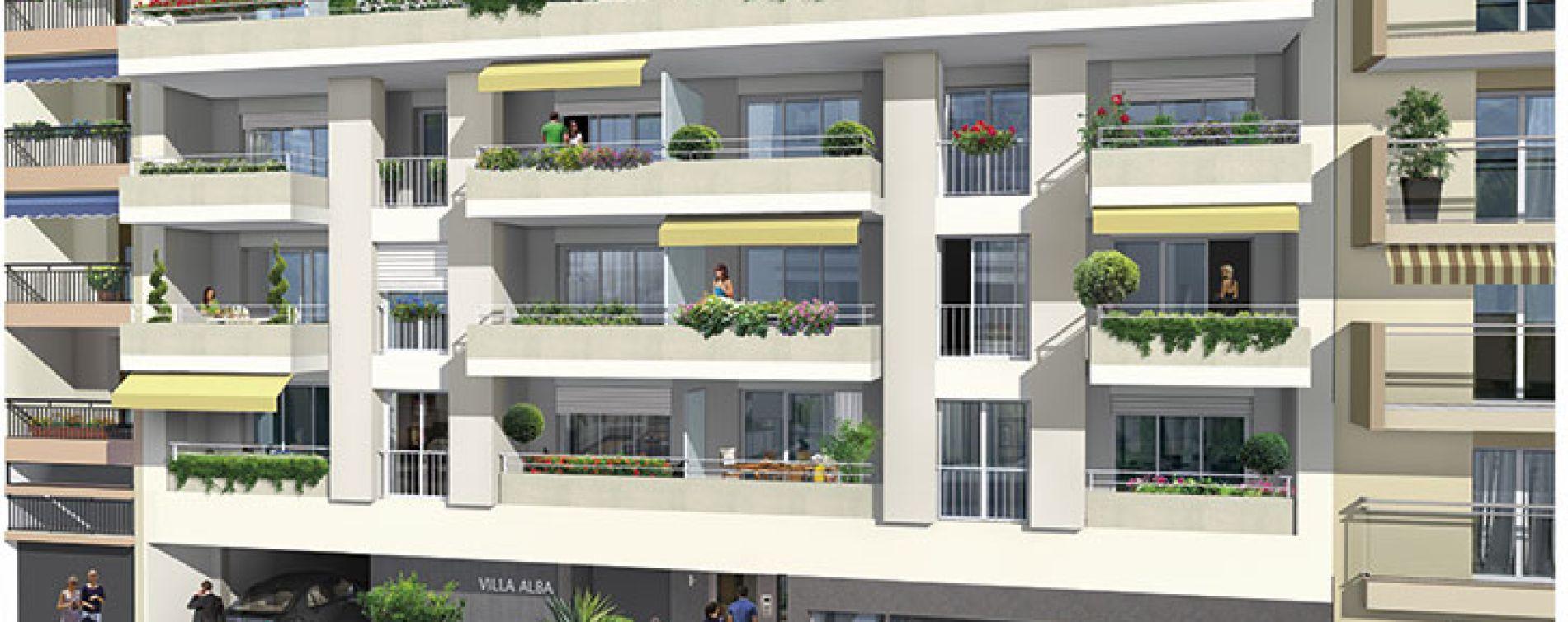 Résidence Villa Alba à Antibes
