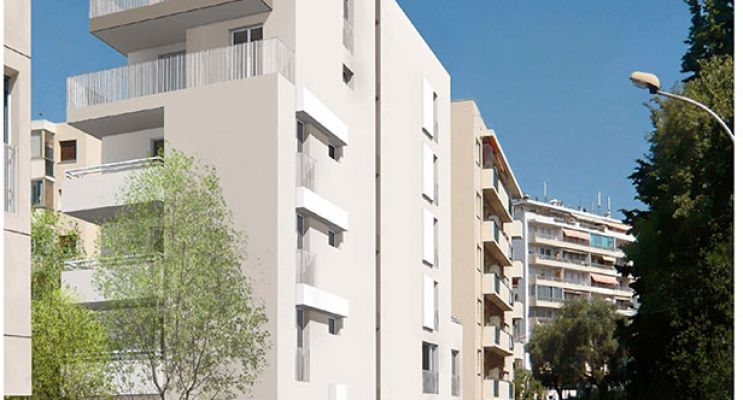 Photo du Résidence « Villa Helena » programme immobilier neuf en Loi Pinel à Antibes