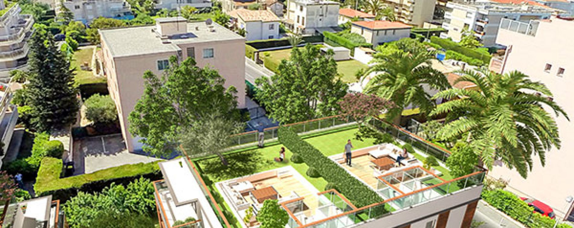Résidence Villa Vega à Antibes