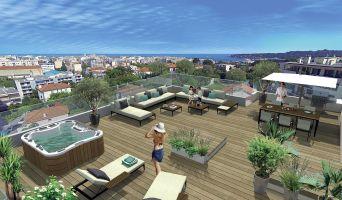 Photo du Résidence « Zenith » programme immobilier neuf en Loi Pinel à Antibes