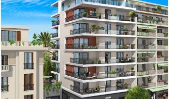 Résidence « Zenith » programme immobilier neuf en Loi Pinel à Antibes n°2