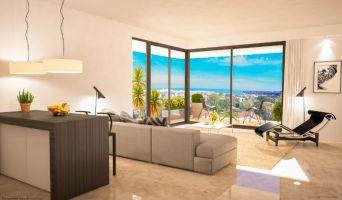 Résidence « Zenith » programme immobilier neuf en Loi Pinel à Antibes n°3