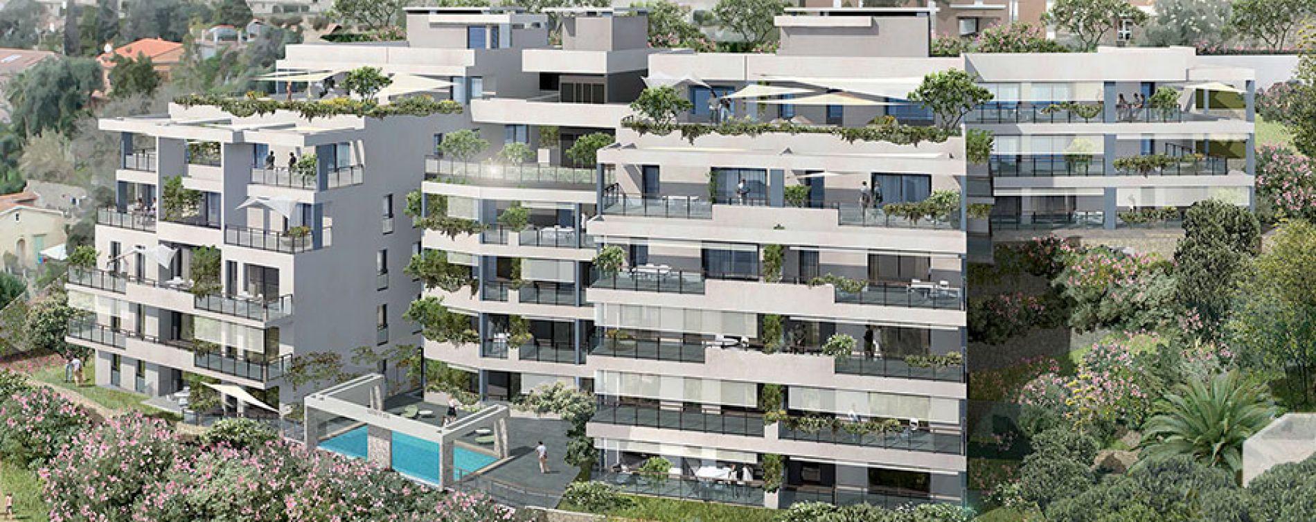 Beausoleil : programme immobilier neuve « Essenciel » (2)