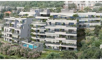 Résidence « Essenciel » programme immobilier neuf en Loi Pinel à Beausoleil n°2