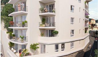 Résidence « So Moneghetti » programme immobilier neuf en Loi Pinel à Beausoleil n°2