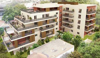 Photo du Résidence « Florazur » programme immobilier neuf à Cagnes-sur-Mer