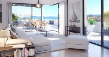 Cagnes-sur-Mer programme immobilier neuf « Grey Pearl »