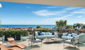 Photo du Résidence « Odyssea » programme immobilier neuf en Loi Pinel à Cagnes-sur-Mer