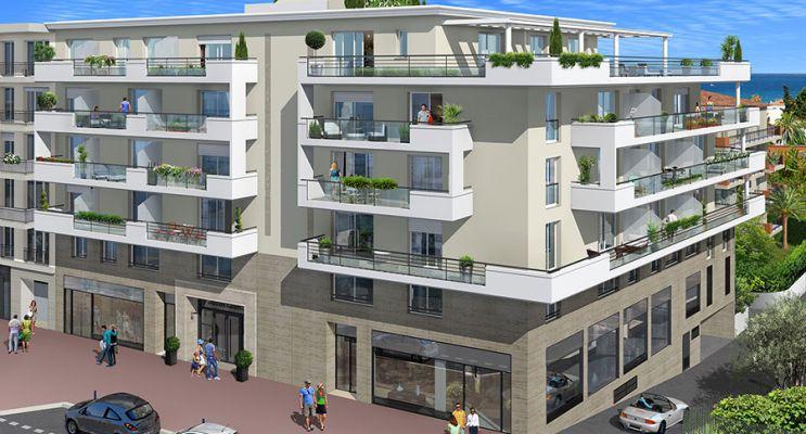 Photo du Résidence « Résidence Daniella » programme immobilier neuf en Loi Pinel à Cagnes-sur-Mer