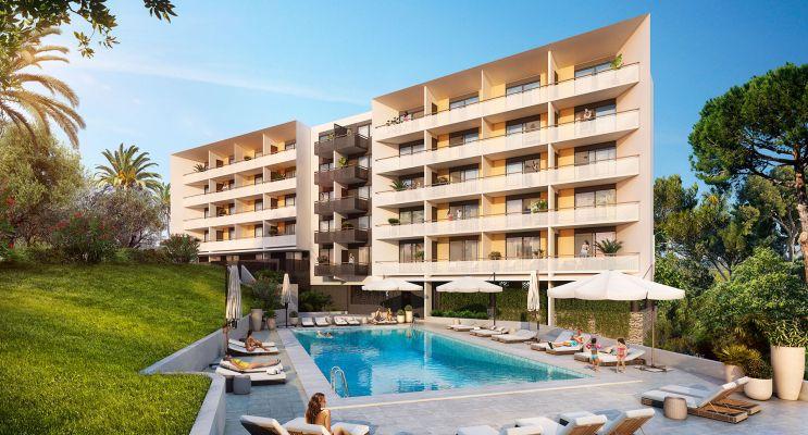 Résidence « Cannes Horizons » programme immobilier à rénover en Déficit Foncier à Cannes n°1