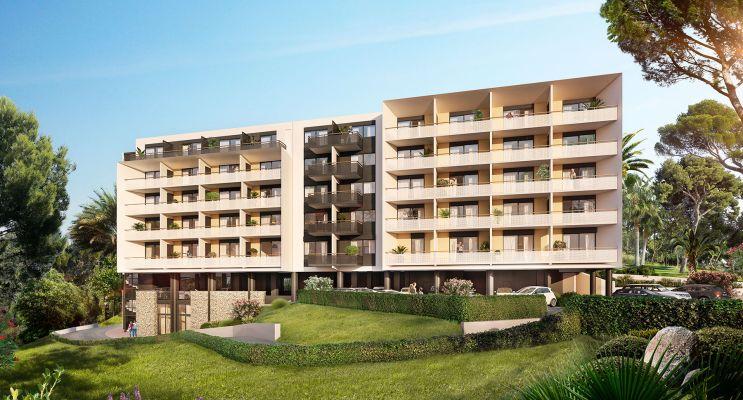 Résidence « Cannes Horizons » programme immobilier à rénover en Déficit Foncier à Cannes n°2