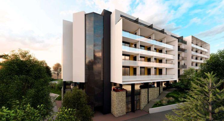Résidence « Cannes Horizons » programme immobilier à rénover en Déficit Foncier à Cannes n°3