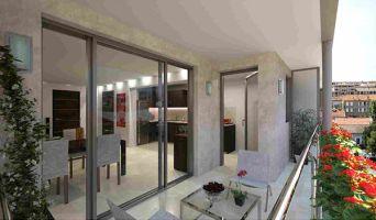 Photo n°2 du Résidence « Central Square Cannes » programme immobilier neuf en Loi Pinel à Cannes