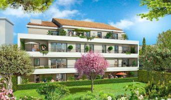 Photo du Résidence « Les Jardins des Coteaux » programme immobilier neuf en Nue Propriété à Cannes
