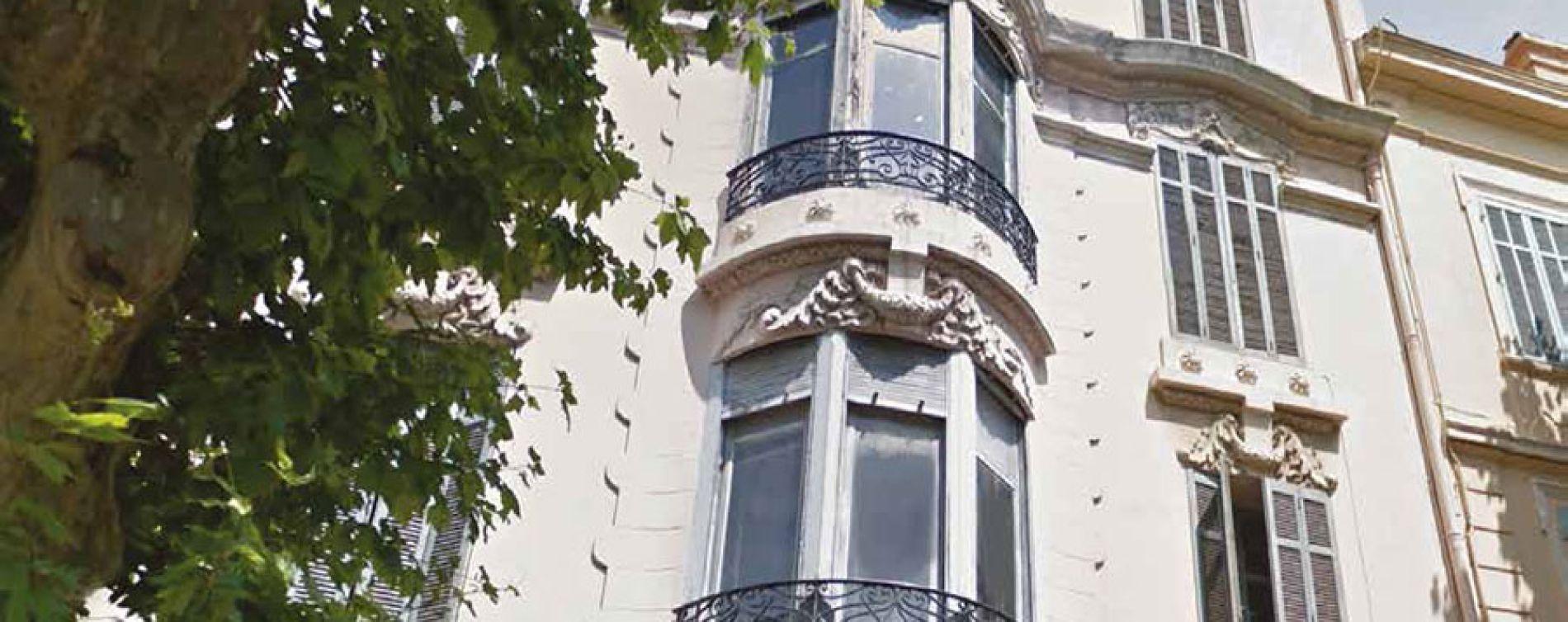 Cannes : programme immobilier à rénover « Les Patios de Mimont » en Loi Pinel ancien