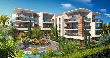 Résidence « Palm Horizon 2 » (réf. 215350)à Cannes, quartier Bocca Nord réf. n°215350