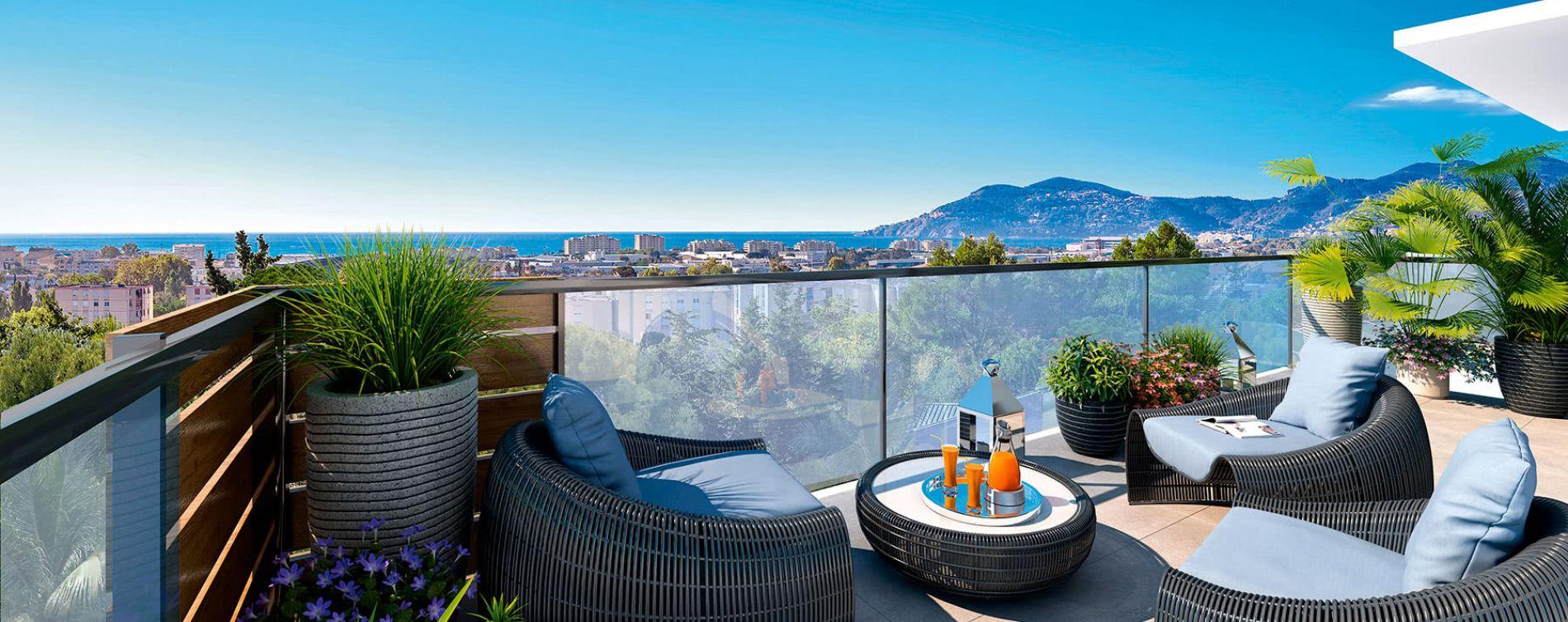 Résidence Palm Horizon 2 à Cannes