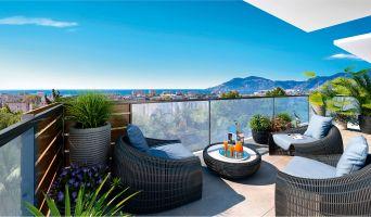 Résidence « Palm Horizon 2 » programme immobilier neuf en Loi Pinel à Cannes n°2