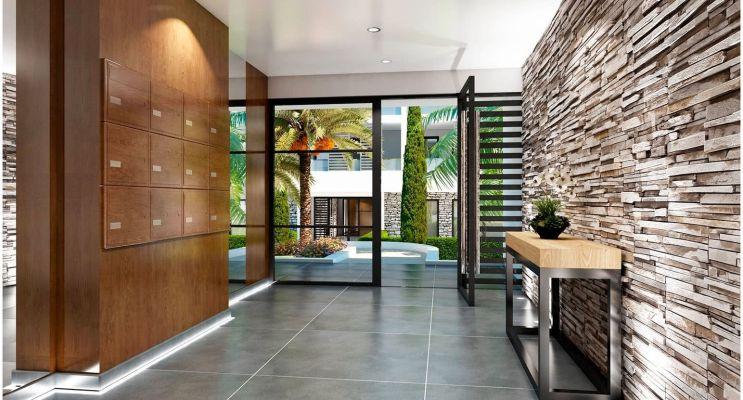 Photo n°4 du Résidence « Palm Horizon 2 » programme immobilier neuf en Loi Pinel à Cannes