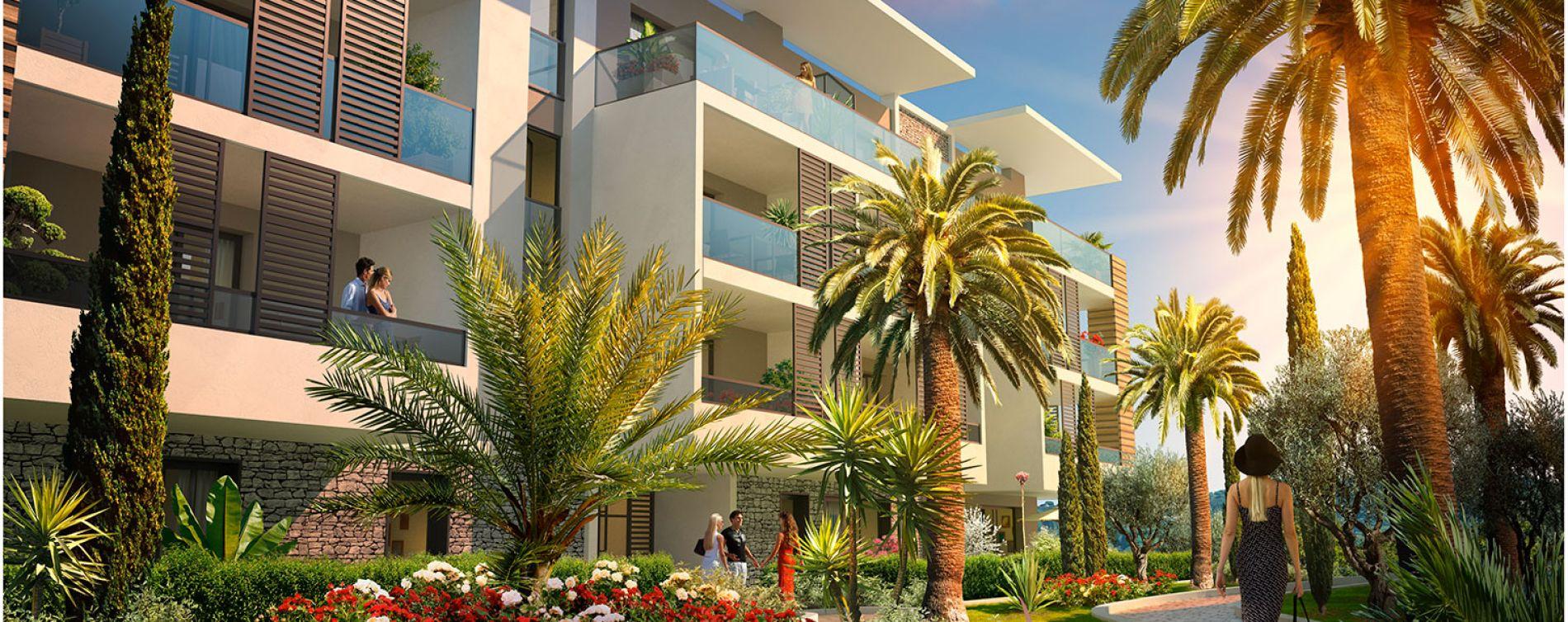 Résidence Palm Horizon à Cannes