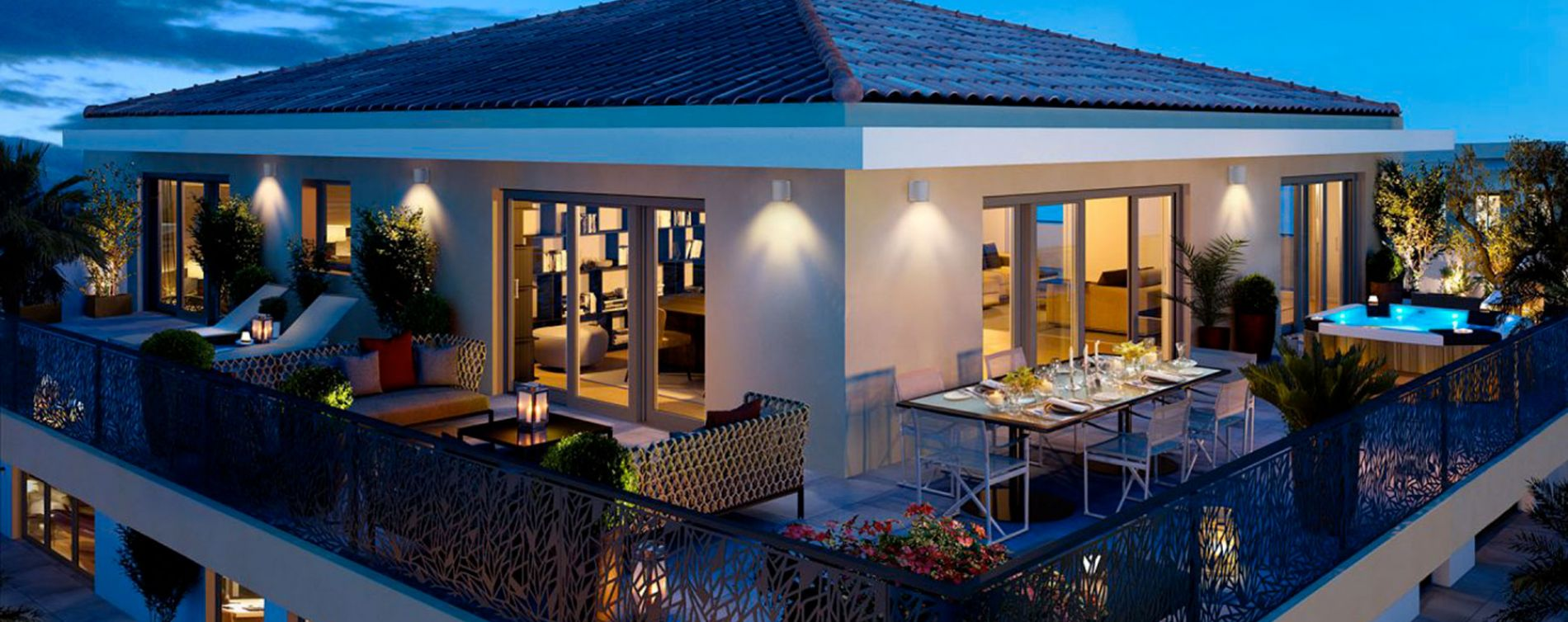 Résidence Palm Riviera à Cannes