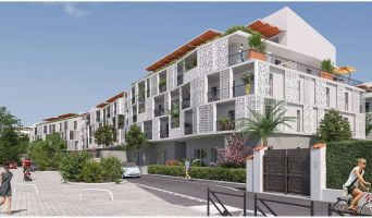 Cannes programme immobilier neuve « Palma Bianca »  (2)