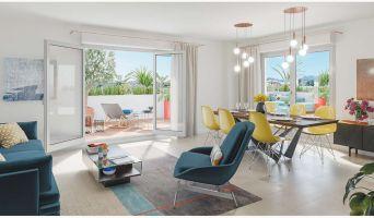 Cannes programme immobilier neuve « Palma Bianca »  (4)