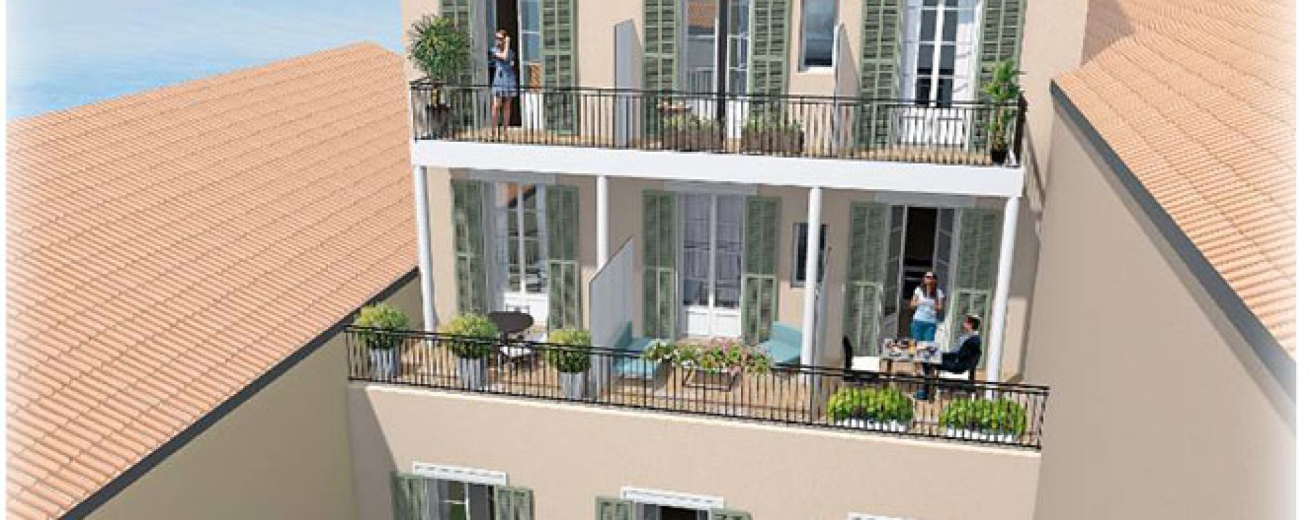 Résidence Villa Gambetta à Cannes