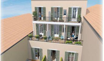 Programme immobilier rénové à Cannes (06400)