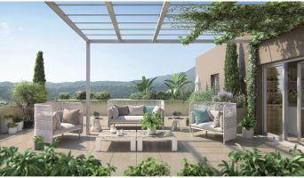 Résidence « Les Jardins D'Azur » programme immobilier neuf en Loi Pinel à Carros n°1