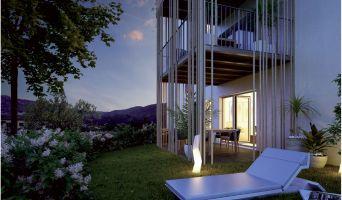 Résidence « Les Jardins D'Azur » programme immobilier neuf en Loi Pinel à Carros n°3