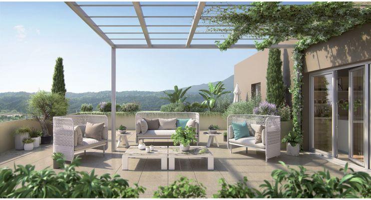 Photo n°1 du Résidence neuf « Les Jardins D'Azur »