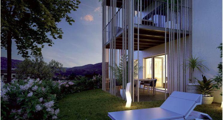 Photo n°3 du Résidence neuf « Les Jardins D'Azur »