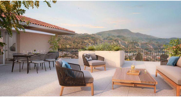 Résidence « Symbiose » programme immobilier neuf en Loi Pinel à Carros n°1