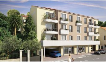 Programme immobilier neuf à Châteauneuf-Grasse (06740)