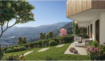 Châteauneuf-Villevieille programme immobilier neuve « Les Jardins de Sybille »