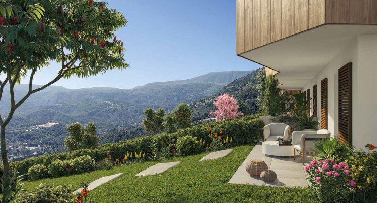 Résidence « Les Jardins De Sybille » programme immobilier neuf à Châteauneuf-Villevieille n°1