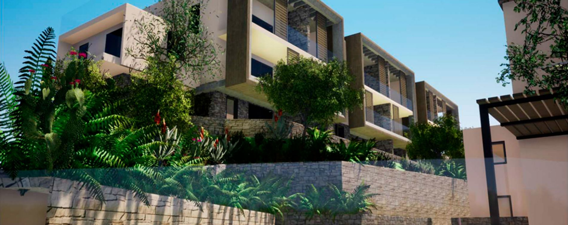 Èze : programme immobilier neuve « Prestige View » (2)