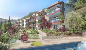 Résidence « Privilège » programme immobilier neuf en Loi Pinel à Èze n°2