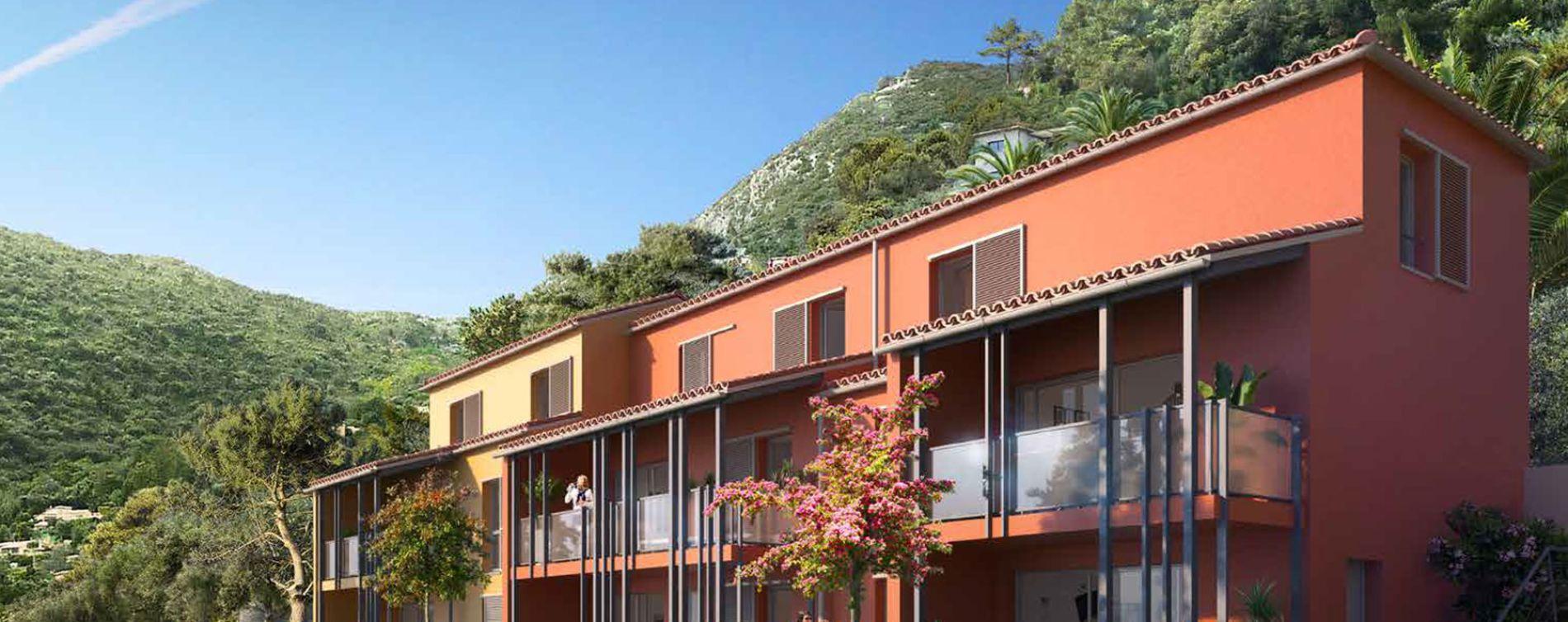 Résidence Alta Riva à Falicon