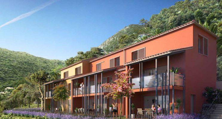 Photo n°1 du Résidence « Alta Riva » programme immobilier neuf en Loi Pinel à Falicon