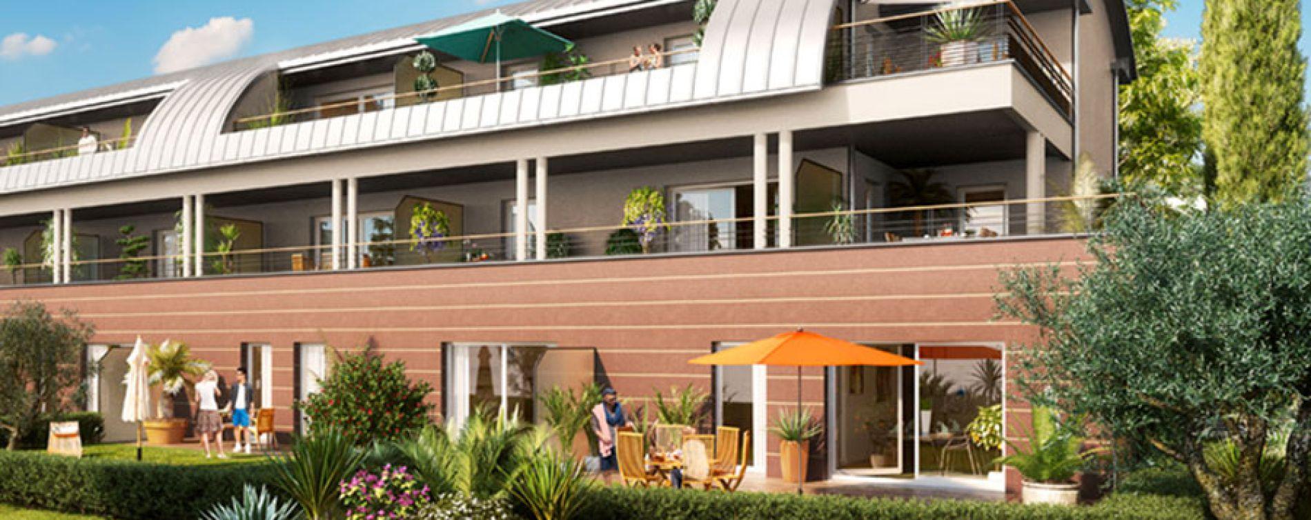 Résidence Domaine du Cap à Golfe-juan