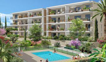Photo du Résidence « Domaine Les Hauts du Golfe » programme immobilier neuf en Loi Pinel à Golfe-juan