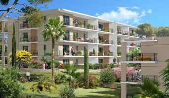 Résidence « Domaine Les Hauts Du Golfe » programme immobilier neuf en Loi Pinel à Golfe-juan n°2